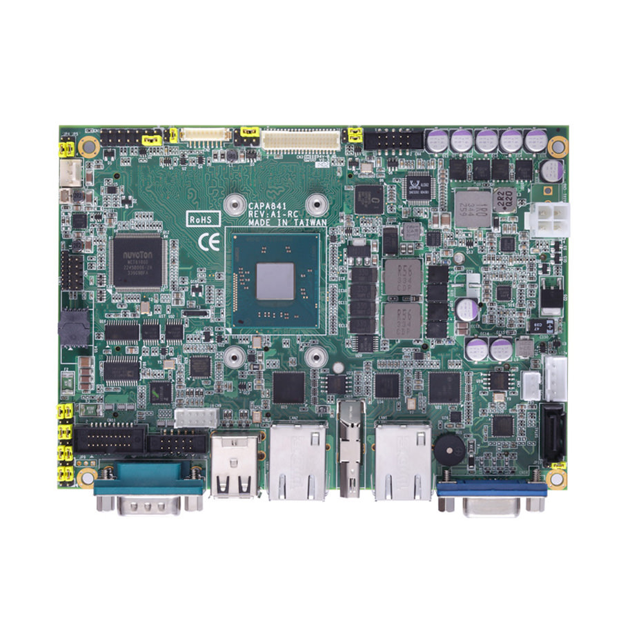 "CAPA841 3.5"" Bay Trail Atom Embedded Board"