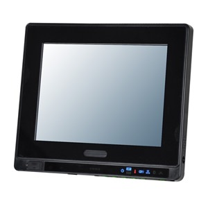 "AFL2-08A-N26 8"" Fanless Touch Panel PC"