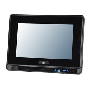 "AFL2-W07A-N26 7"" Fanless Touch Panel PC"
