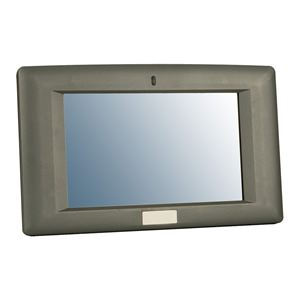 "AFL-W07A-N26 7"" Fanless Touch Panel PC"