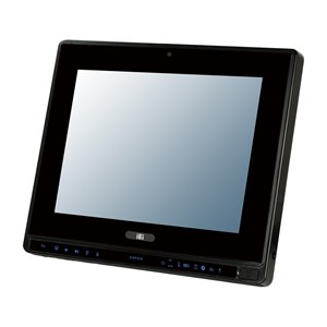 "AFL2-10A-N28 10.4"" Fanless Touch Panel PC"