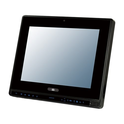 """Picture of AFL2-10A-N28 10.4"""" Fanless Touch Panel PC"""