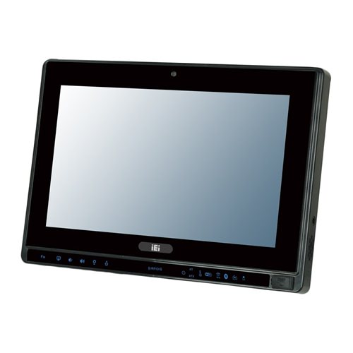 """Picture of AFL2-W10A-N28 10.2"""" Fanless Touch Panel PC"""