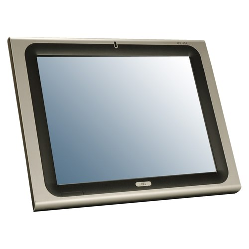 "Picture of AFL-15A(E)-N270 15"" Fanless Touch Panel PC"