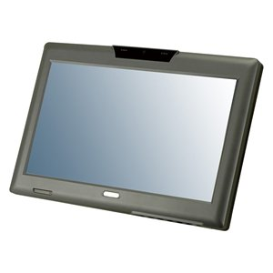"AFL-W15A-N270 15.6"" Wide Screen Fanless Touch Panel PC"