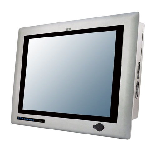 """Picture of PPC-5152-D525 15"""" Fanless Touch Panel PC"""