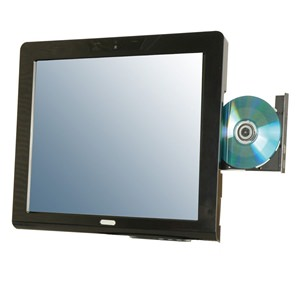 "AFL-17D-N270 17"" Fanless Touch Panel PC"