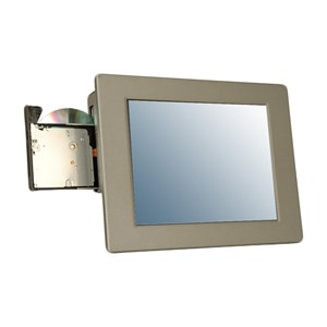 "PPC-3712A-N26 12.1"" Fanless Industrial Touch Panel PC"