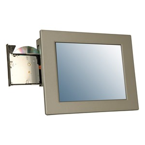 "PPC-3712A-N270 12.1"" Fanless Industrial Touch Panel PC"