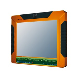 "UPC-V312-D525 12.1"" Fanless Industrial Touch Panel PC"