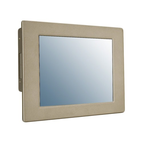 """Picture of PPC-3710A-N26 10.4"""" Fanless Industrial Touch Panel PC"""