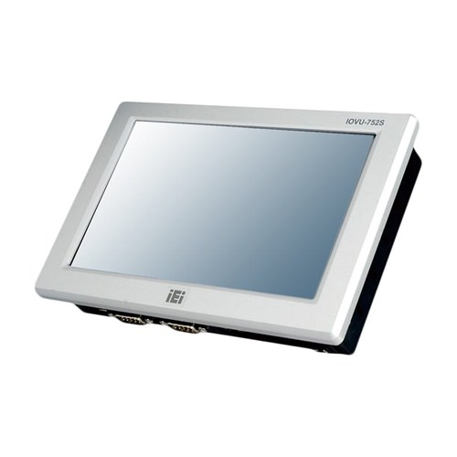 """Picture of IOVU-752S 7"""" RISC Based Fanless Touch Panel PC"""