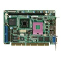 Picture of PCISA-9652 PICMG 1.0 Half-Size CPU Card