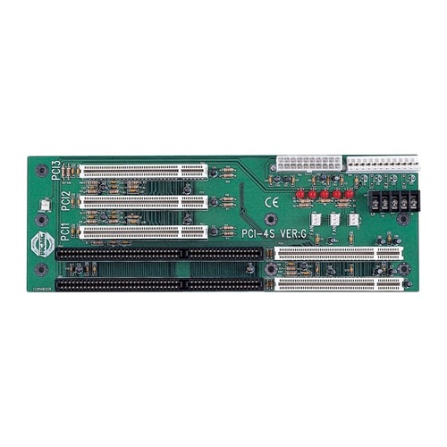 Picture of PCI-4S PICMG 1.0 Full-Size Passive Backplane