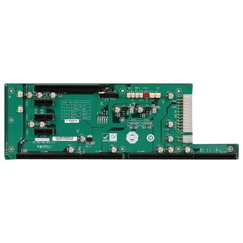 Picture of PE-5S2 PICMG 1.3 Full-Size Passive Backplane