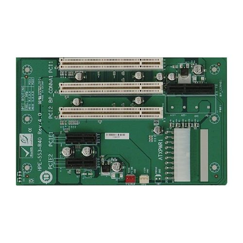 Picture of HPE-5S3 PICMG 1.3 Half-Size Passive Backplane