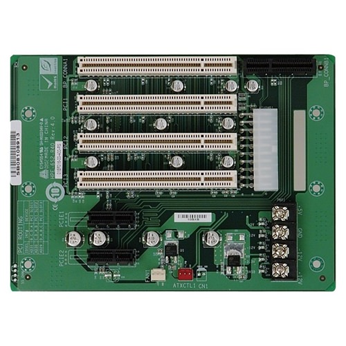 Picture of HPE-6S2 PICMG 1.3 Half-Size Passive Backplane
