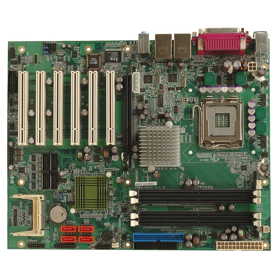 IMBA-9454G Industrial ATX Motherboard with Six PCI Slots ...