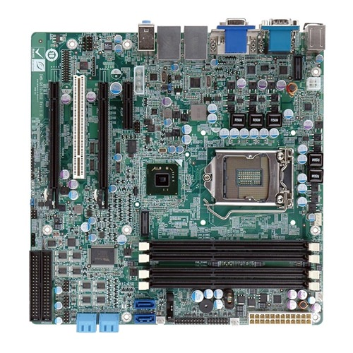 Picture of IMB-C2060 Industrial Micro ATX Motherboard