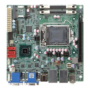 KINO-AH611 Industrial Mini-ITX Motherboard