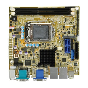 KINO-AQ870 Industrial Mini-ITX Motherboard
