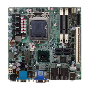 KINO-DH610 Industrial Mini-ITX Motherboard