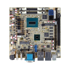 KINO-DQM871 Industrial Mini-ITX Motherboard