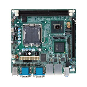 KINO-G410 Industrial Mini-ITX Motherboard