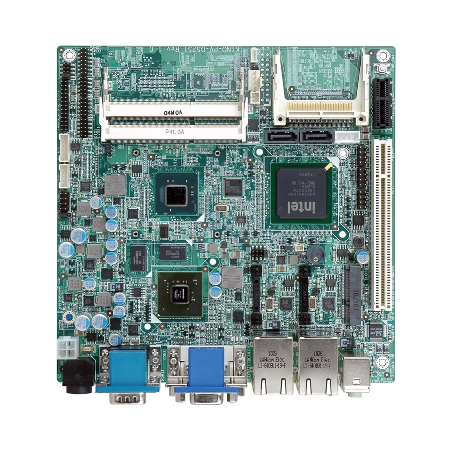 Kino Pv D4251 Industrial Mini Itx Motherboard With Intel