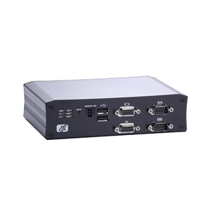 TBOX810-838-FL Transportation Embedded PC Front