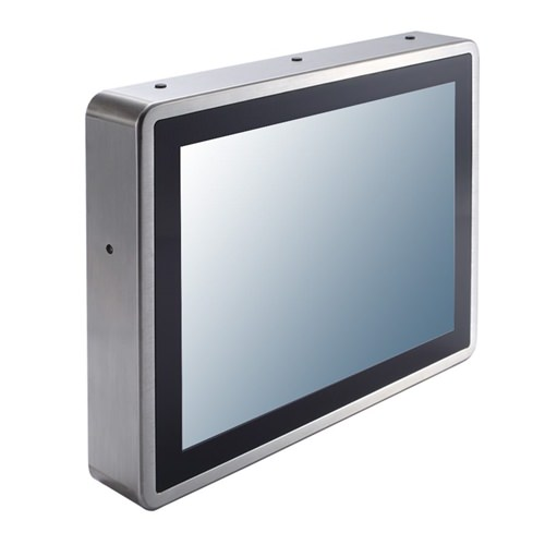 "Picture of GOT815-834 15"" Stainless Steel Fanless Touch Panel PC"