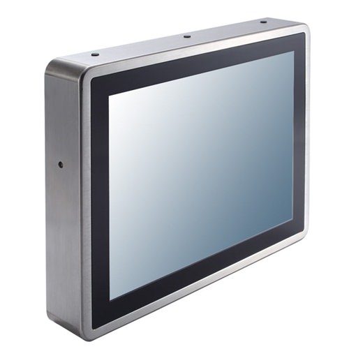 "Picture of GOT817-834 17"" Stainless Steel Fanless Touch Panel PC"