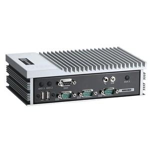 eBOX620-841-FL Fanless Embedded PC Front