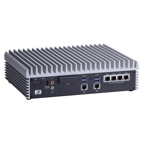 Picture of eBOX671-885-FL Fanless Embedded PC