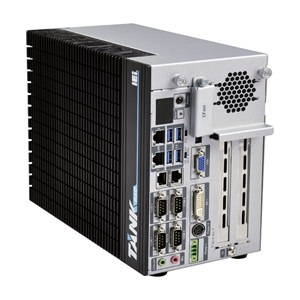 TANK-860-HM86-2A Fanless Embedded PC