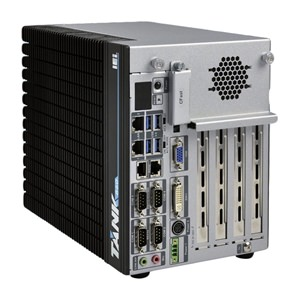 TANK-860-HM86-4A Fanless Embedded PC