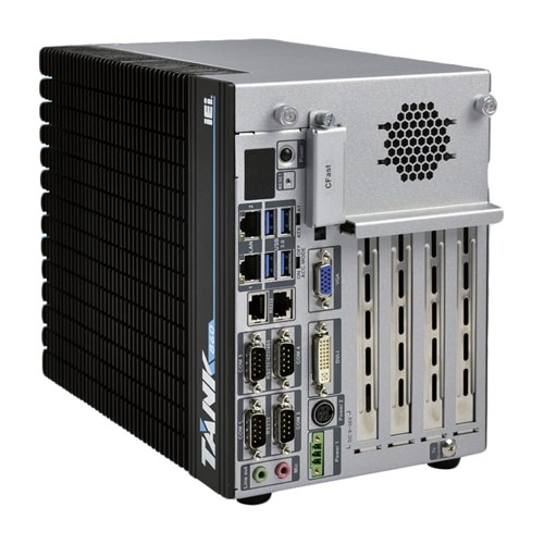 Picture of TANK-860-HM86-4A Fanless Embedded PC