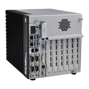 TANK-860-HM86-6A Fanless Embedded PC