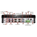 Picture of TANK-760-HM86 Fanless Embedded PC