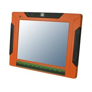 "UPC-V315-QM77 15"" Fanless Industrial Touch Panel PC"