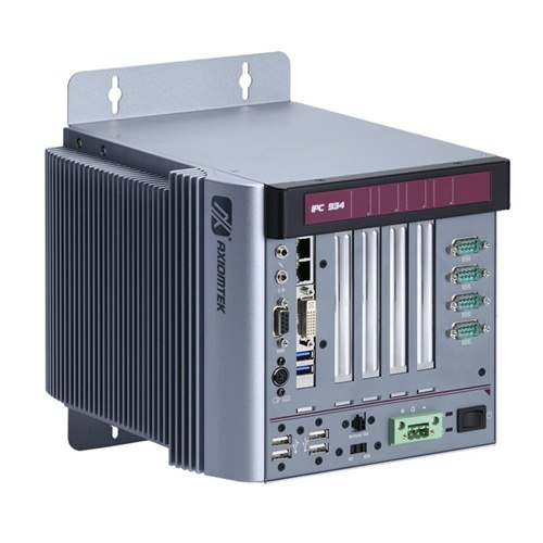 Picture of IPC934-230-FL Fanless Embedded PC