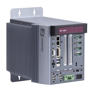 IPC932-230-FL Fanless Embedded PC