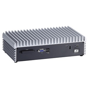 eBOX635-881-FL Fanless Embedded PC