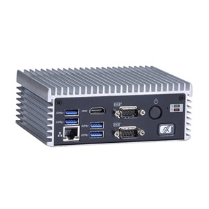 eBOX560-300-FL Fanless Embedded PC Front