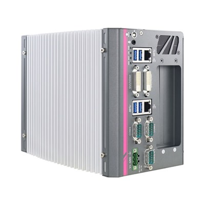 Nuvo-6002 Fanless Embedded PC