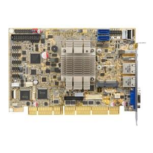 PCISA-BT PICMG 1.0 Half-Size CPU Card