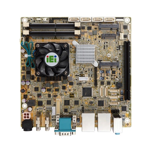 Picture of KINO-DQM170 Industrial Mini-ITX Motherboard